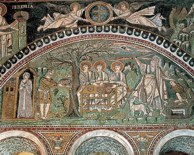 San Vital en Rávena