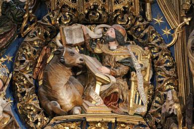 San Lucas evangelista. N 14