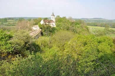 Kirche Pierre Perthuis