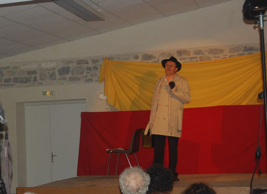 One man show occitan...