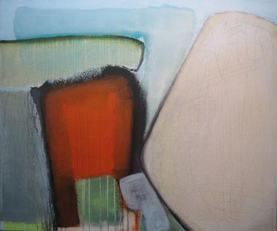Andrea Ridder: 11-05-01, 2011, 100 x 120 cm