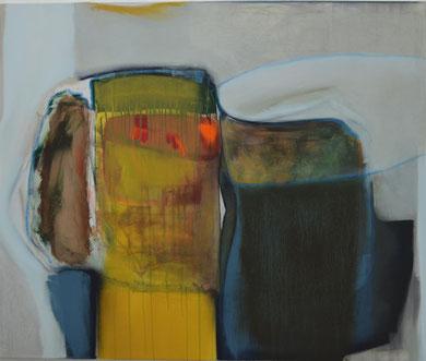 Andrea Ridder, O.T. 13-08-21, 100 x 120 cm