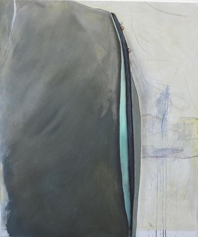 Andrea Ridder , O.T. 13-11-12, 130 x 110 cm