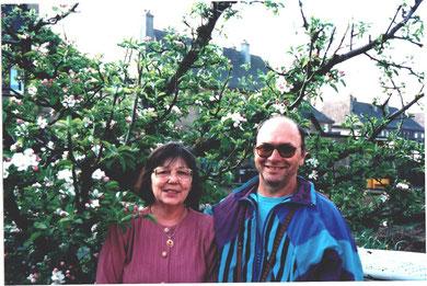 Anita & Paul Garnie