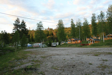 Halvorseth Camping - irgendwo im nirgendwo :-)