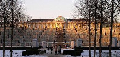 サン・スーシ宮殿