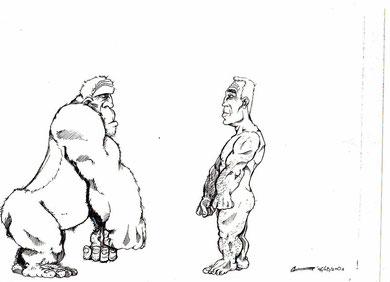 dessin de Guillaume Grosset-Granche