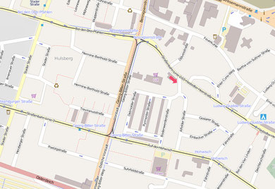 Daten von OpenStreetMap - Veröffentlicht unter CC-BY-SA 2.0