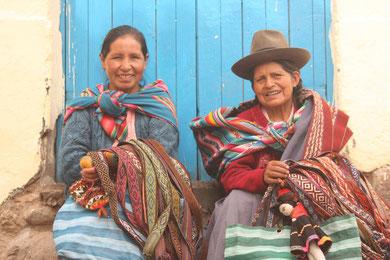 Peruanische Senoras