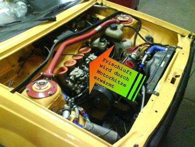 1,3 8V VW-Rennmotor