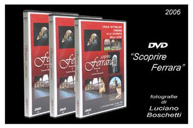 Scoprire Ferrara - DVD
