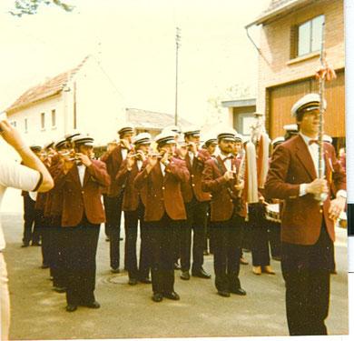 1981 Juni Tambourfest Echo Niederdrees