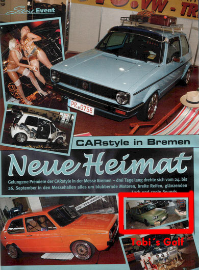 Quelle: VW Scene International * Ausgabe 11/10 * Seite 91