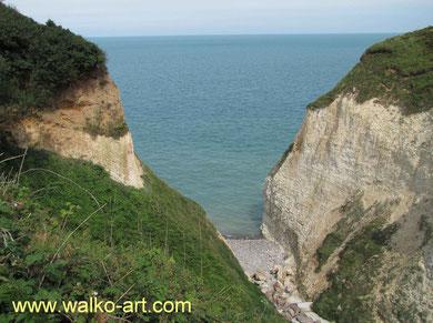 Normandie,Varengeville, Jens Walko Kunst, walko-art