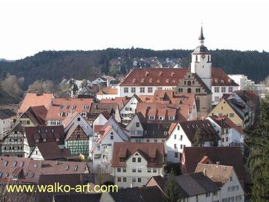 Stadt Waldenbuch, Jens Walko Kunst, walko-art