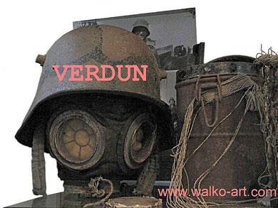Verdun 1916, Jens Walko Kunst, walko-art, Waldenbuch
