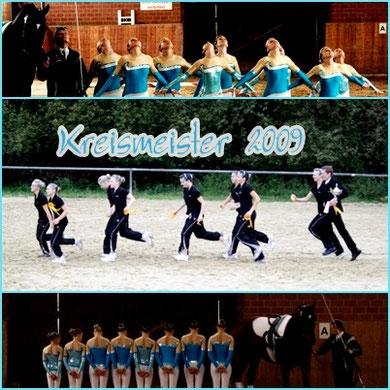 Aufstieg nach M** & Kreismeister 2009!!!              St. Hubertus Herne 1. Platz, 7,433 !!!