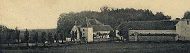 Ausschnitte aus Ansichtskarten um 1900