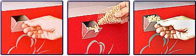 Fast Popcorn Anleitung