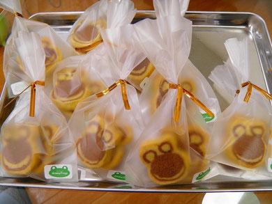 カエルクッキー3-1