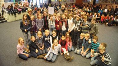 Mathemaus Siegerklasse 2012 - 5A