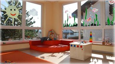 Foto: Kindergarten / Kuschelbereich