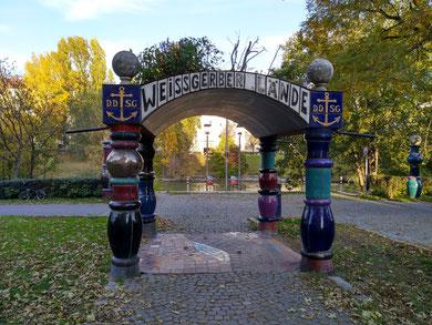 #Hundertwasser: eine grüne Führung in Wien