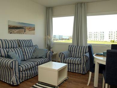 Ferienwohnung Apartment 023 in Burgtiefe Südstrand Fehmarn