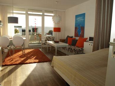 Ostsee Ferienwohnung Apartment 029 in Burgtiefe Südstrand Fehmarn