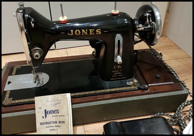 Jones CB  # 3 / 13.625 - Mod. B