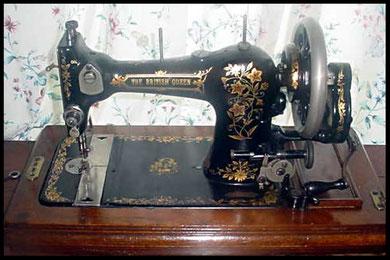 Jones 125.276 THE BRITISH QUEEN  (1904 c.)