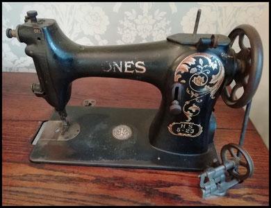 JONES HS-5-23 # 2465 (72) ?
