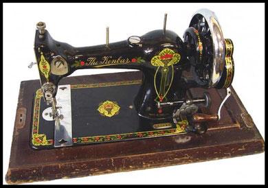 Jones 485.695 THE KENBAR ( The NeedleBar )