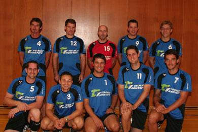 Herrenmannschaft Saison 2011/2012