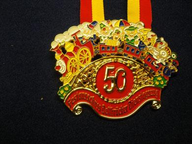 Orden zum 50. Dienstagszug 2008