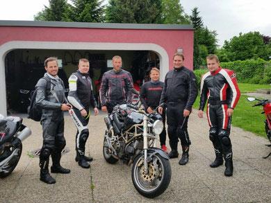 17. Mai 2015 - Passione Ducati