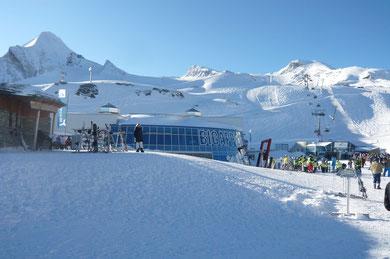 Alpincenter & Kitzsteinhorn