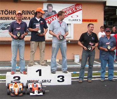 EFRA Grand Prix 2007 FORMULA one   STÖHR - RING  Kirchberg / Raab    26 Driver