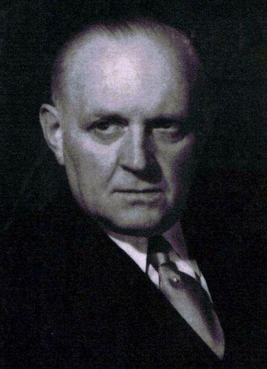 Josef Niemer (im Jahr des 150-jährigen Firmenjubiläums 1975)