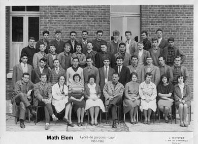 Photo d'origine en 1962