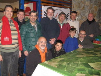 Gli 11 partecipanti al Torneo