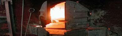 forno-vetreria-di-murano-acceso