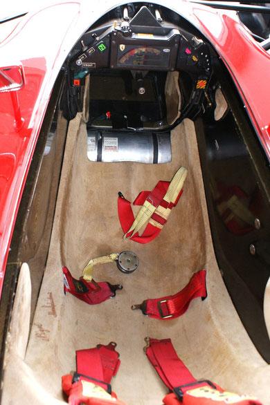 """Ferrari 641 """"1990"""" N. Mansell - by Alidarnic (Modena Trackdays 2009)"""