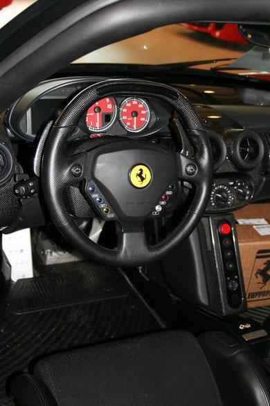 Ferrari Enzo - by Alidarnic