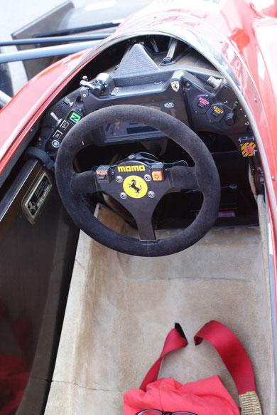 "Ferrari 641 ""1990"" A. Prost - by Alidarnic (Modena Trackdays 2009)"