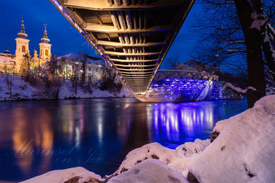 Murinsel on Ice