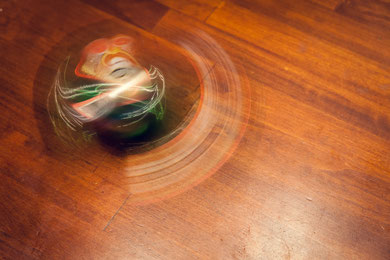 Markus J. - Foto 6 - Unschärfe durch Verschlusszeit, Kreativität durch Bierkonsum
