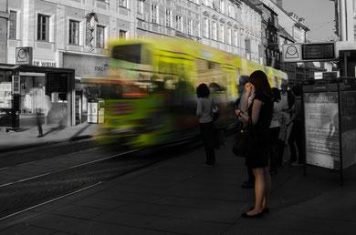 Martin F. - Foto 2 - Bewegung in der Stadt