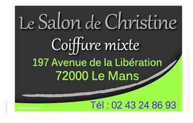 Le Salon de Christine Le Mans