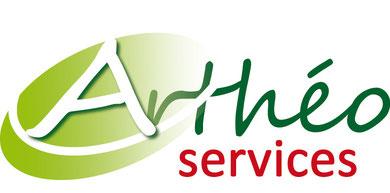 Logo Arthéo Dissé sous Ballon